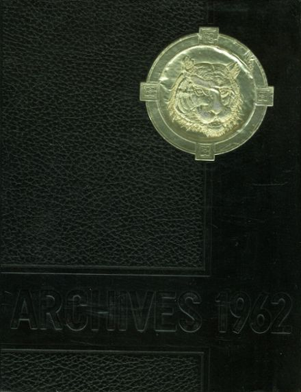 1962 Smith-Cotton High School Yearbook Cover