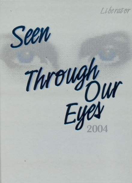 2004 Lincoln High School Yearbook Cover