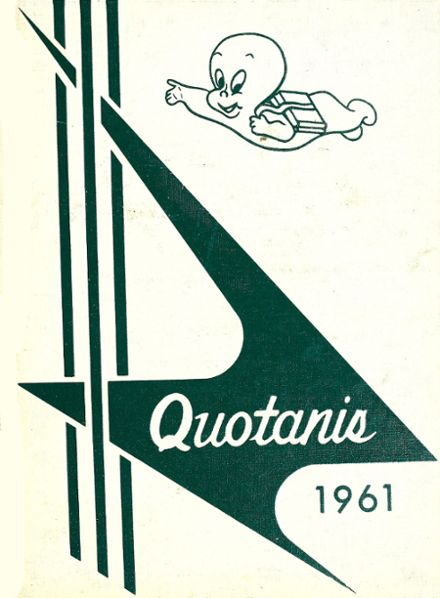 1961 Arcola High School Yearbook Cover