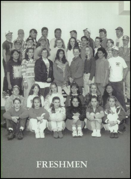 1994 Mogollon High School Yearbook Page 7