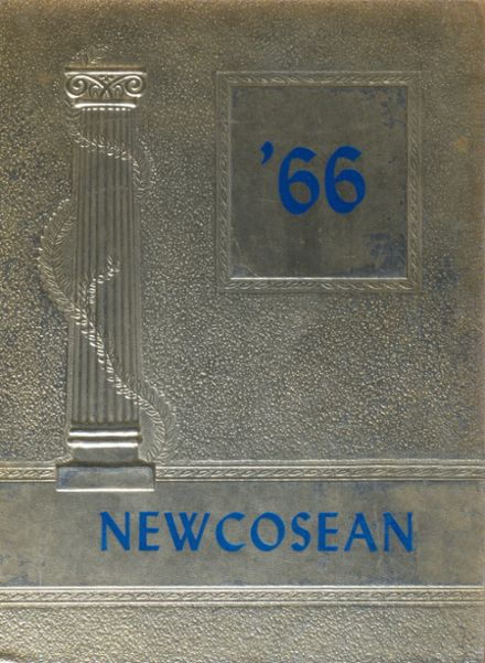 1966 Newcomerstown High School Yearbook Cover