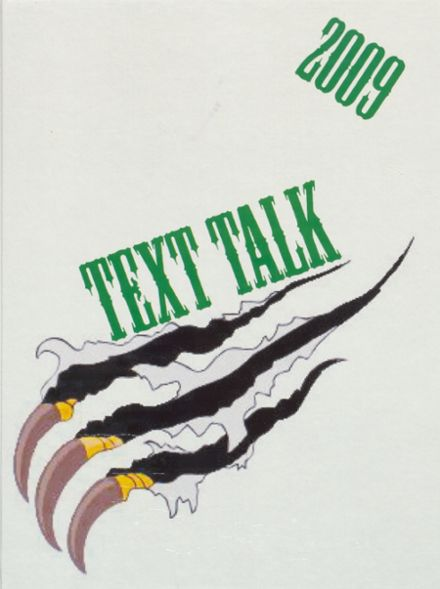 2009 Stratton High School Yearbook Cover