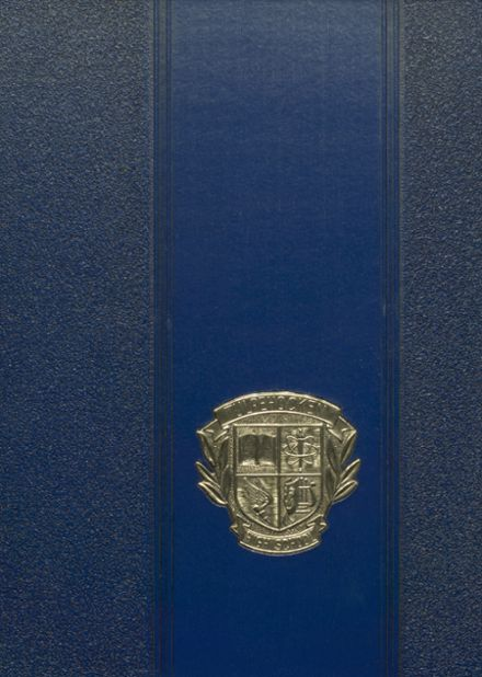 1968 Tulpehocken High School Yearbook Cover