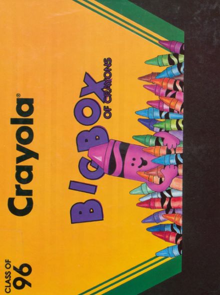 1996 East Noble High School Yearbook Cover