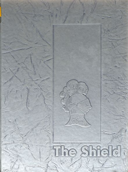 1982 Downey High School Yearbook Cover