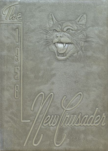 1958 Old Kentucky Home High School Yearbook Page 1