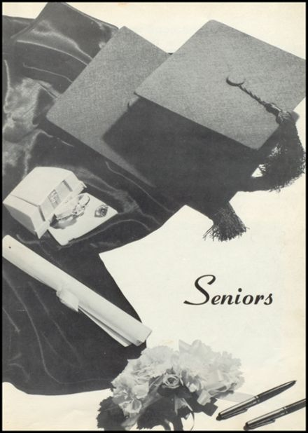 1958 Old Kentucky Home High School Yearbook Page 9