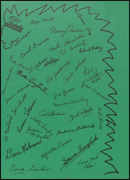 1959 New Milford High School Yearbook Page 3