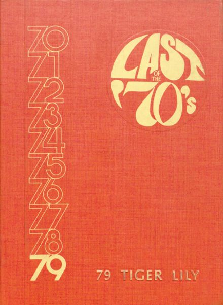 1979 Port Allegany High School Yearbook Cover