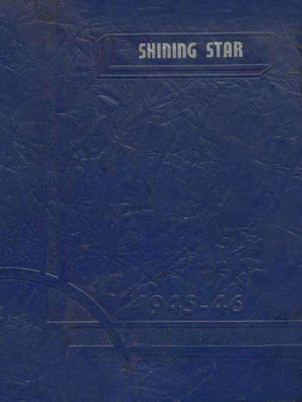 1946 Kinta High School Yearbook Cover