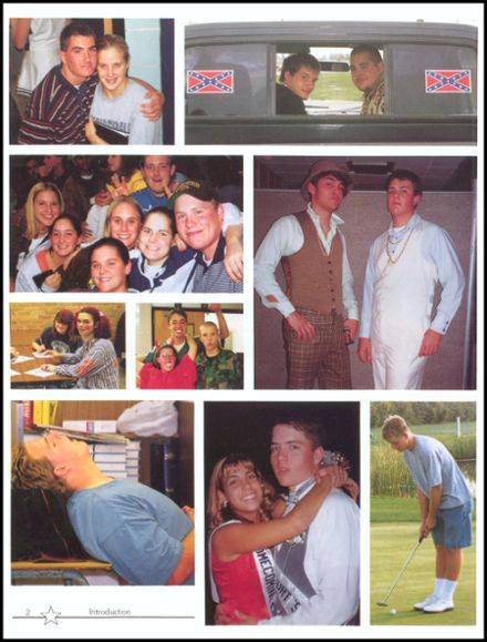 1998 John Glenn High School Yearbook Page 6