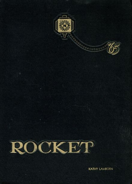 1965 Lincoln Northeast High School Yearbook Cover
