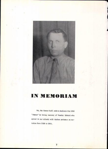 1956 Rosholt High School Yearbook Page 6
