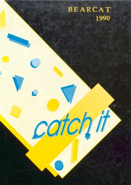 1990 Bentworth High School Yearbook Cover