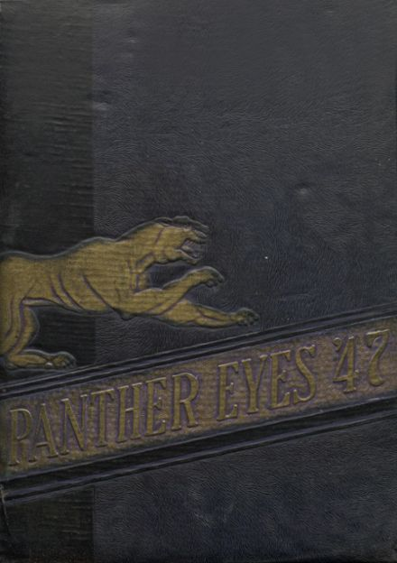 1947 Ashdown High School Yearbook Cover