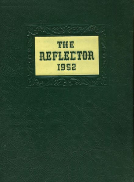 1952 Thomas Dale High School Yearbook Cover