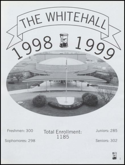 1999 Whitehall High School Yearbook Page 5
