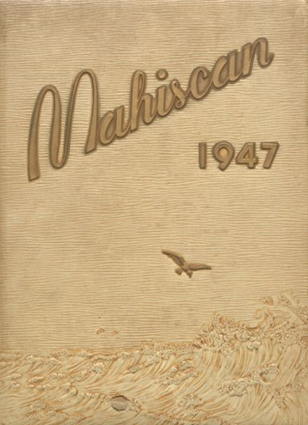 1947 Mamaroneck High School Yearbook Cover