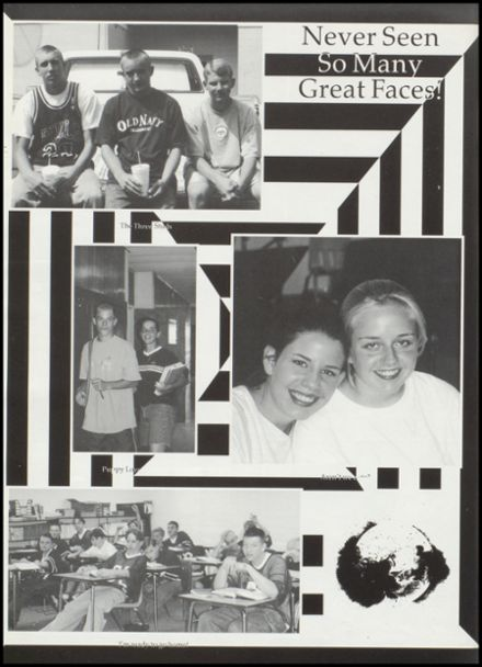 1999 Panama High School Yearbook Page 8