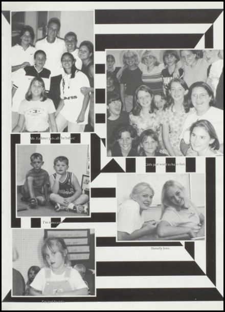 1999 Panama High School Yearbook Page 9