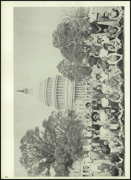 1951 Harrison Township High School Yearbook Page 8