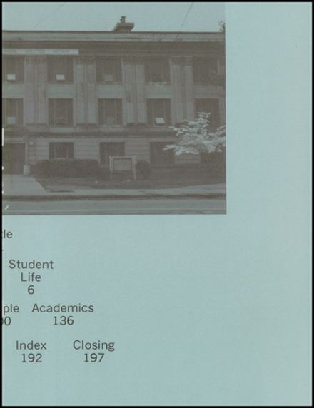 1988 Harbor High School Yearbook Page 3
