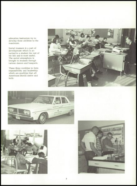 1966 Stanton High School Yearbook Page 7