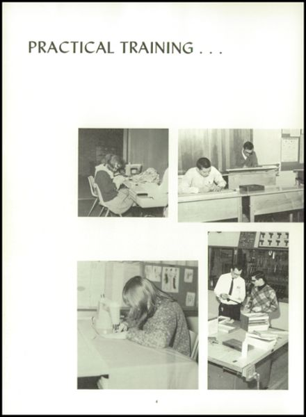 1966 Stanton High School Yearbook Page 8