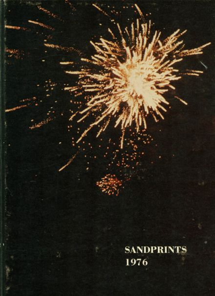 1976 Sanford Central High School Yearbook Cover