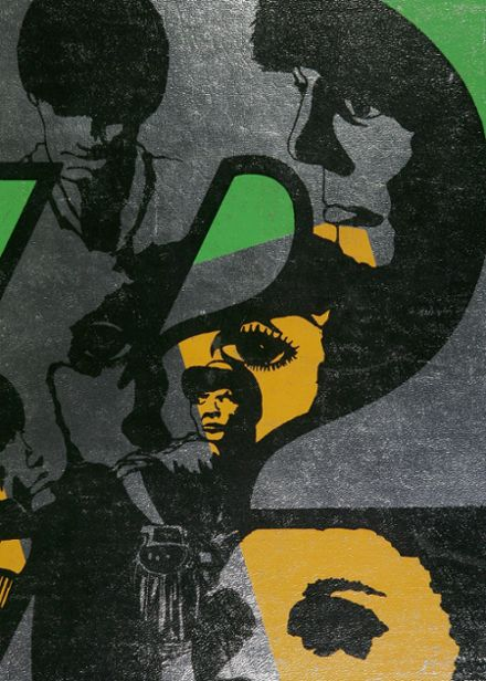 1972 Cicero High School Yearbook Cover
