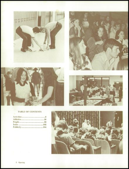1973 Tri-Central High School Yearbook Page 6