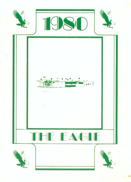 1980 Templeton High School Yearbook Cover