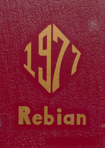 1977 Southwestern High School Yearbook Cover