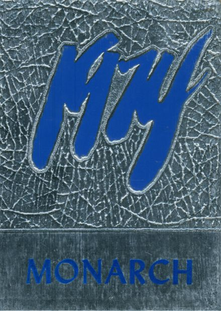 1974 Midway High School Yearbook Cover