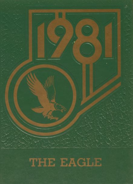 1981 Templeton High School Yearbook Cover