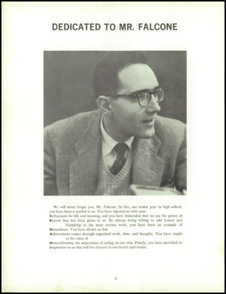 1963 Swarthmore High School Yearbook Page 8