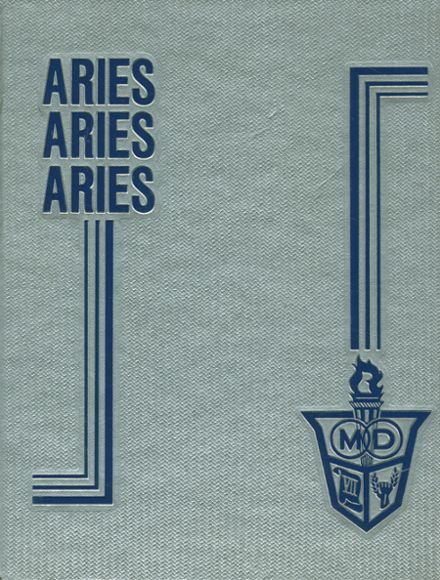 1986 Ringgold High School Yearbook Cover