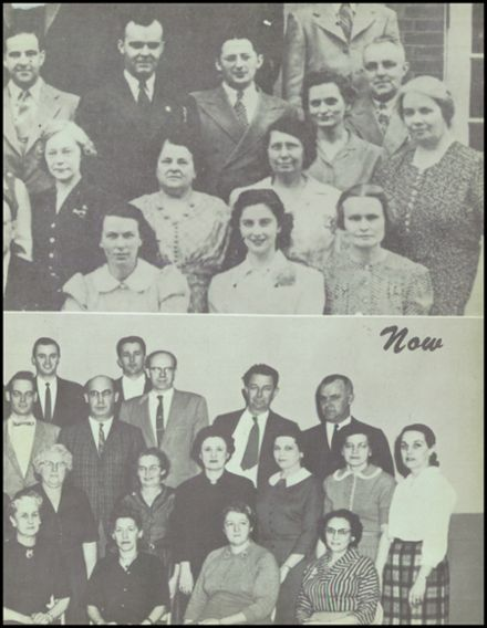 1959 Saratoga Springs High School Yearbook Page 9
