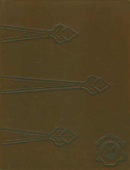 1981 Herbert Hoover High School Yearbook Cover