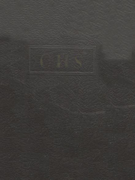 1939 Cameron High School Yearbook Cover