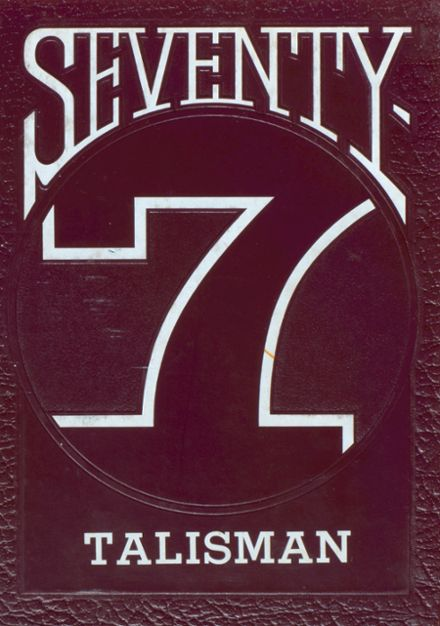 1977 Northeastern Clinton High School Yearbook Cover