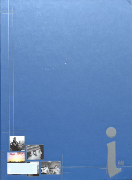 2001 Shawnee Mission West High School Yearbook Cover
