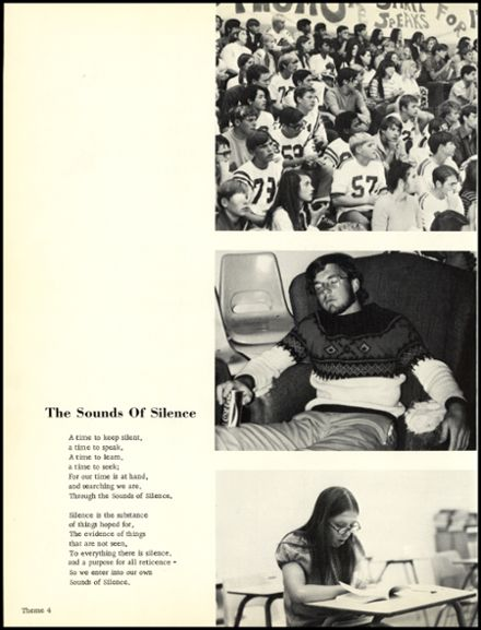 1972 Twentynine Palms High School Yearbook Page 8