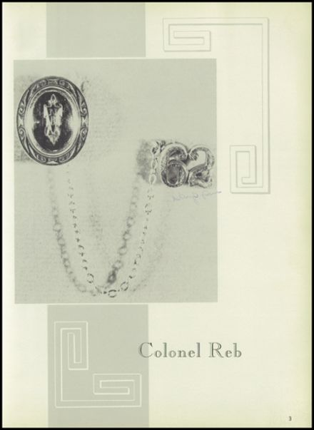 1962 Natchez High School Yearbook Page 7