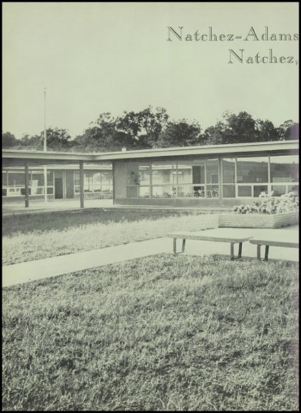 1962 Natchez High School Yearbook Page 8