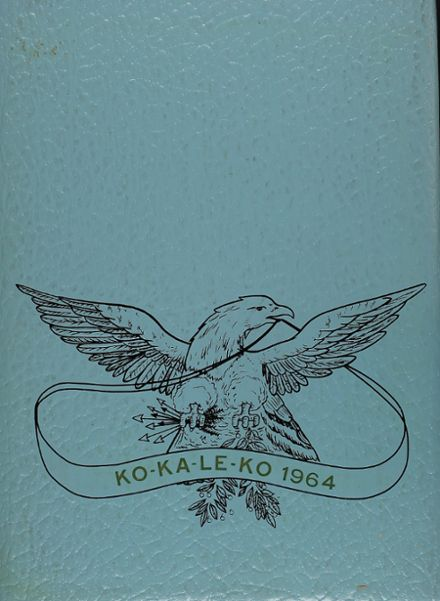 1964 Cocalico High School Yearbook Cover