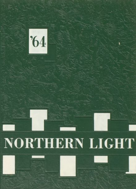1964 St. John High School Yearbook Cover