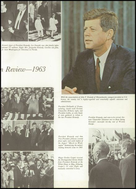 1964 St. John High School Yearbook Page 3