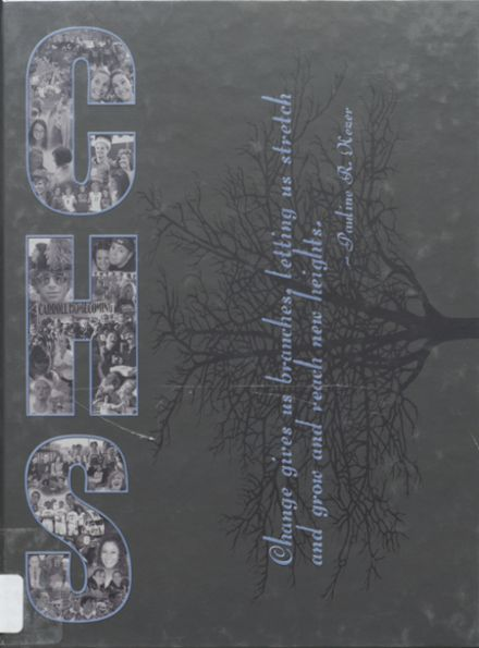 2011 Carroll High School Yearbook Cover
