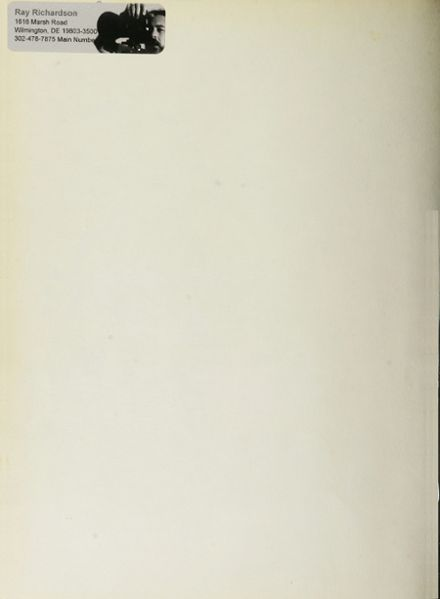 1959 P.S. DuPont High School Yearbook Page 4